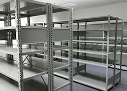 Shelving and mini-racking