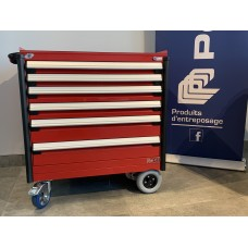 CLEARANCE - Motorized heavy-duty toolbox R-Go