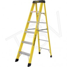 industrial heavy-duty fibreglass stepladders (6900 series) CSA:1A ANSI:1A