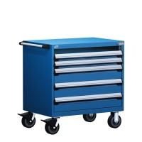 Heavy-Duty Mobile Cabinet