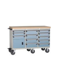 Mobile Compact Cabinet