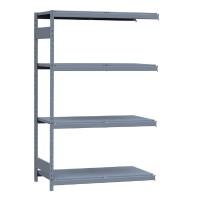 Mini-racking, steel shelves (Add-on)