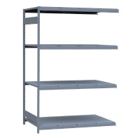Mini-racking, steel shelves (Add-on)
