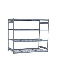 Mini-racking, wire shelves