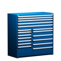 Heavy-Duty Stationary Cabinet (Multi-Drawers)