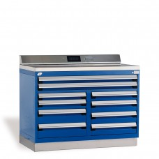 Heavy-Duty Cabinet with Accessories