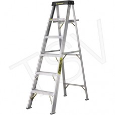 Industrial Heavy-duty aluminum stepladders (3400 series) CSA:1A ANSI:1A
