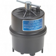 Sub-Micronic Compressed Air Filters for Plasma Cutting Systems