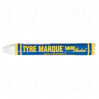 Tyre Marque® Paint Marker, Solid Stick, White
