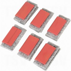 MIG WIRE CLEANING PADS (6/PKG)