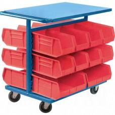Bin Carts - Cart & Bin Combination