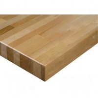 Laminated Hardwood Workbench Top