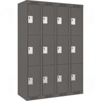 Assembled Clean Line™ Economy Lockers