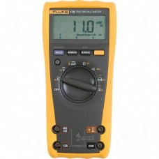 179 True-RMS Digital Multimeter, AC/DC Voltage, AC/DC Current Each