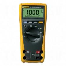 177 True-RMS Digital Multimeter, AC/DC Voltage, AC/DC Current Each