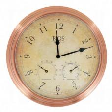 3-in-1 Outdoor Clock