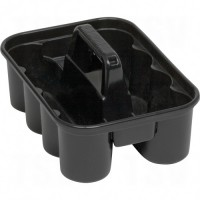 Deluxe Janitorial Cleaning Caddy