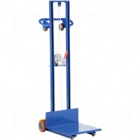Winch-Operated Platform Lift Stacker