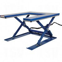 Low Profile U-Shaped Electric Lift Table