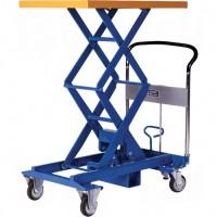 "Dandy Lift™ Lift Table, 34-4/5"" L x 23-3/5"" W, Steel, 770 lbs. Capacity Each"