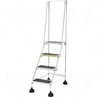 Steel Stop-Step Ladders