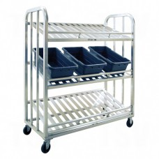 Aluminum Picking Cart
