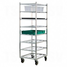 Aluminum Shelf Cart