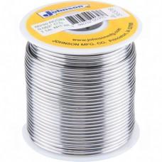 """60/40 Common Solder, Lead-Based, 60% Tin 40% Lead, Rosin Core, 1/16"""" Dia."""