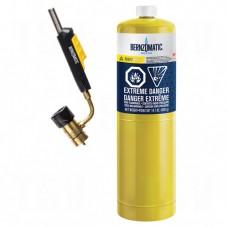 Bernzomatic Trigger-Start Swivel Head Torch Kit