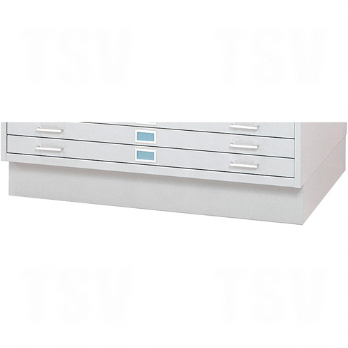 Closed Base for Steel Plan File Cabinet