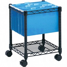 File Carts-compact Mobile File Cart