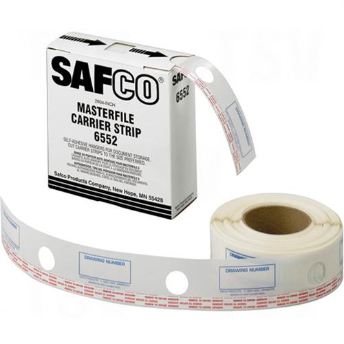 Carrier Strips - Transparent