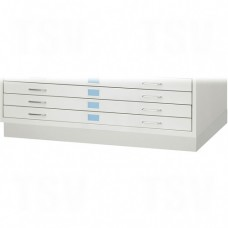 Closed Base for Facil™ Flat File Cabinets