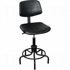 6000 Series Stool with Back