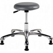 Anti-Microbial Work Stool for Intensive Use