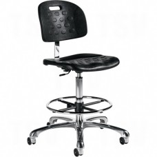 Electrostatic Dissipative (ESD) Low Back Task Chair Stool