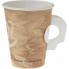 Paper Coffee Cup /w Handle