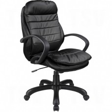 Activ® A-618 Manager's Chairs, Black, 250 lbs. Capacity Each