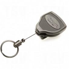"""Super48™ Key Chains, Polycarbonate, 48"""" Cable, Belt Clip Attachment"""