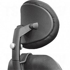Activ® Series Mid-Back Mesh-Chairs - Head rest