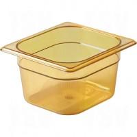 1/6-Sized Hot Food Pan