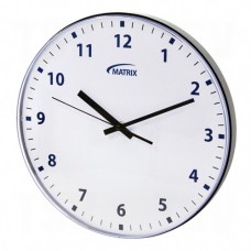 12 H Battery Operated Wall Clock