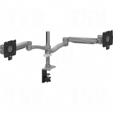 Dual Screen Height Adjustable Monitor Arms