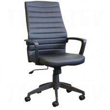 Activ™ A-128 Office Chair, Polyurethane, Black, 250 lbs. Capacity Each