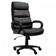Activ™ Series A-601 Office Chair, Polyurethane, Black, 250 lbs. Capacity Each