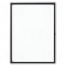 Quartet® Euro™ Enclosed Magnetic White Board