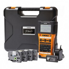 Brother® PT-E550WVP Industrial Label Marker