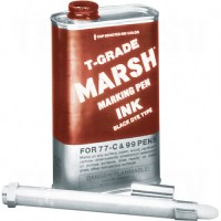 Marsh 99 Refillable Markers - T-Grade Ink