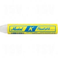 M Paintstik® Paint Marker for Heat Treating, Solid Stick, White
