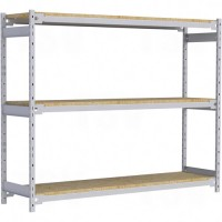 Wide Span Record Storage Shelving